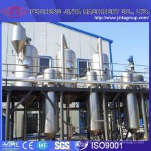 Mvr Maquinaria y evaporador de evaporador de compresión de ahorro de energía