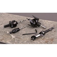 Heavy Duty Lock Installation Set 2PCS