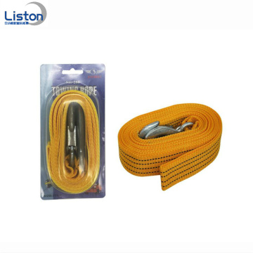Polyester Trailer Tow Rope Rope với Hook