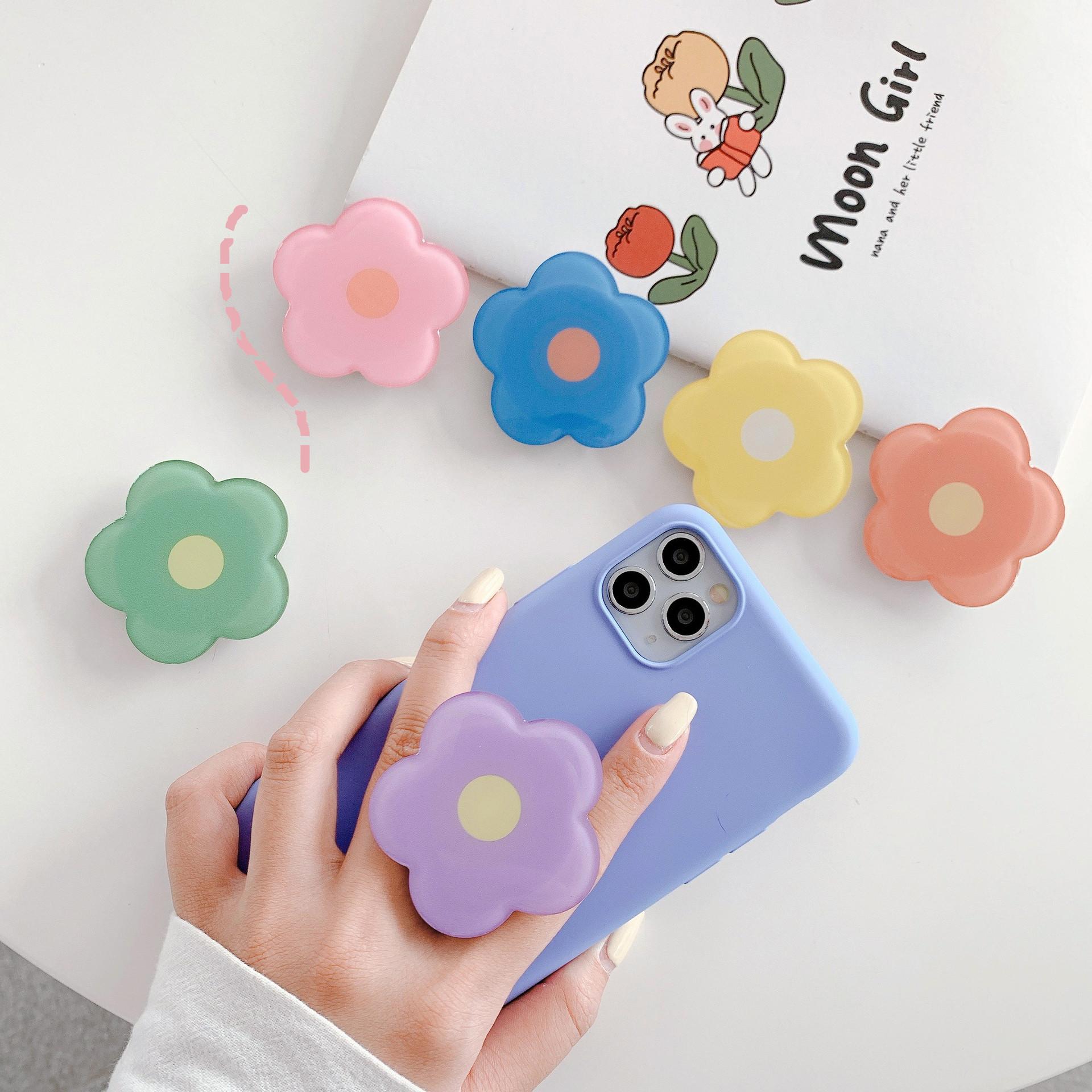 Flower Cute Phone Holder
