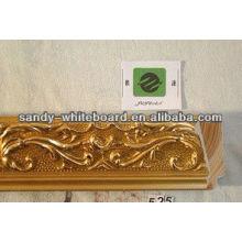 (Vente directe à l'usine) Cadre en bois de tableau blanc magnétique XD-PJ030-1