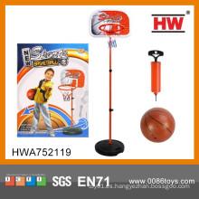 Soporte para el deporte de interior del baloncesto para el muchacho
