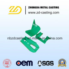 Investment Steel Casting with Machining