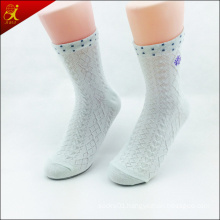 Summer Girls Cotton Crew Sock