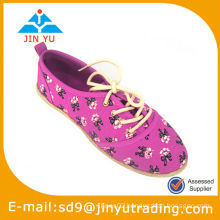 New arrival ladies flat shoes
