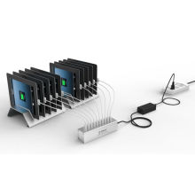 ORICO DUA-10P 120W Aluminum 10 port USB charging station for Ipad