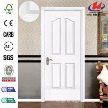 JHK-004 Современный стиль Красивый дизайн Популярные Иран Whiter Primer Литые двери