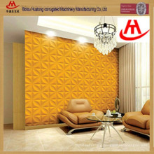 3D panel metal Building, wall decoration embossing machines