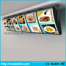 Modern Advertising LED Menu Light Box