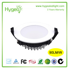 UL CE ROHS approved 20w 25w 30w recessed surface mounted dimmable cob led downlight