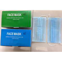 Surgical Face Mask Ready Made Supplier for Medical Protection Ear Loop Tied Cone Types Kxt-FM26
