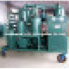 Machine professionnelle de récupération d'huile de transformateur utilisée (ZYD-I)