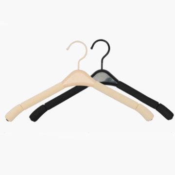 Luxus un-Rutsch Schaum Kleiderbügel für Frauen-Mantel