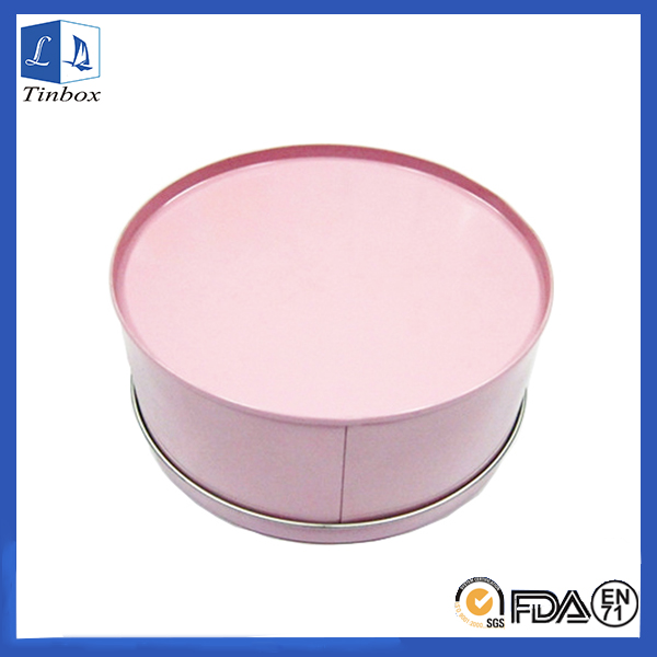 Metal Cosmetic Packaging Tins