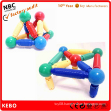 Geometric Magnetic Building Toy