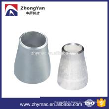 réducteur de tuyau avec réducteur en acier inoxydable