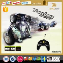 2015 Atacado dom itens crianças brinquedo carro transformar robô brinquedo