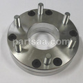 Porsche Titanium closed ended lug nut
