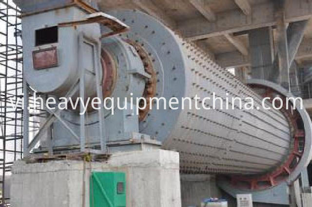 clinker grinding ball mill