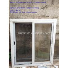 Revêtement en poudre Profils d'extrusion en aluminium