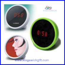 Digital Mirror Clock, LED Clock, Desk Clock (DC4104)