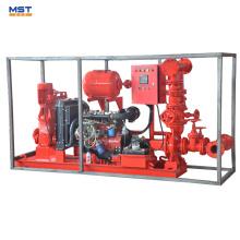 Prix de haute qualité de la pompe à incendie diesel