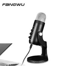 2021 Professional Studio Recording USB Podcast Gaming Condenser Microphone