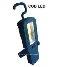 COB 1W clip de gancho plegable de imán LED de luz de trabajo (WL-J1508)