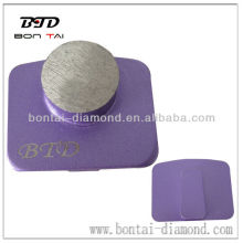 Diamant-Schleifteller für Betonschleifen