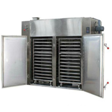 48 trays hot air circulation drying machine for ginger