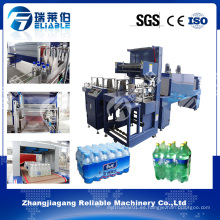 Máquina automática de envasado retráctil / empaquetadora
