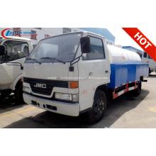 2019 Nuevo JMC Camión de lavado de alta presión de 5000 litros