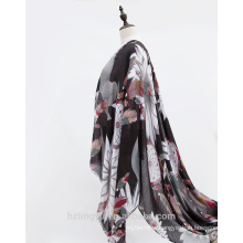 New style flower printing scarf cotton print dubai shawl wholesale