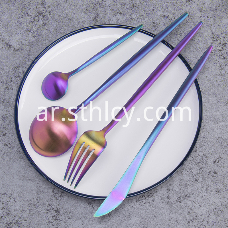 Pvd Coating Cutlery