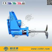 Unidad de accionamiento de agitador lateral de la serie LC para tratamiento de agua