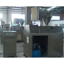 2017 GK series dry method granulator, SS chilsonator dry granulation, horizontal fluid bed granulator principle
