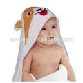 100%бамбуковое волокно милая собака с капюшоном полотенце Премиум Качество: Ультра мягкий, супер Абсорбента, x-большой 90*90 см,для детей & полотенца ванны младенца