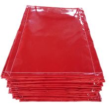Fireproof material  chemical resistant silicone fabric