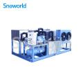 Máquina de hacer hielo de Snoworld que hace el precio de la máquina