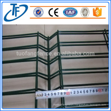 Hot sale low price High quality High Quality Double Wire Secure Welded Mesh Fence