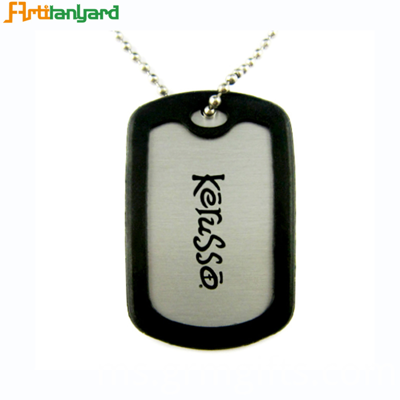 Metal Dog Tag For Men
