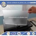 folding screen used clear frosted plexiglass sheet