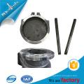 Casted technic Vanne Gost en matériau acier avec site web à manivelle