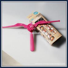 FASHIONABLE Eyebrow stencil sourcil TATTOO modèle en forme de plastique, pochoir en plastique outils de maquillage