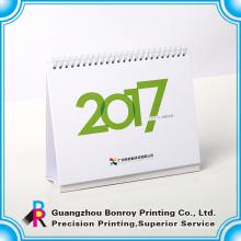 Entwurfs-Kalenderdruck des chinesischen Artbüro-Schreibtisches neuer