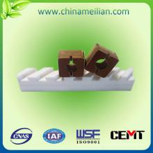 Piezas de mecanizado procesadas CNC