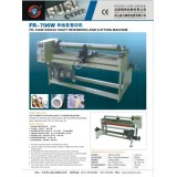 Masking Tape/Double Sided Tape Jumbo Roll Rewinding and Cutting Machine