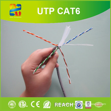 Bare Copper Conductor Cat. 6 UTP 23AWG