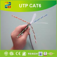 Голый медный проводник Кат. 6 UTP 23AWG