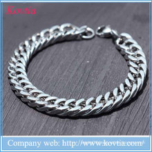 christmas 2015 men bracelet wholesale bijoux jewelry cool stainless steel bracelet